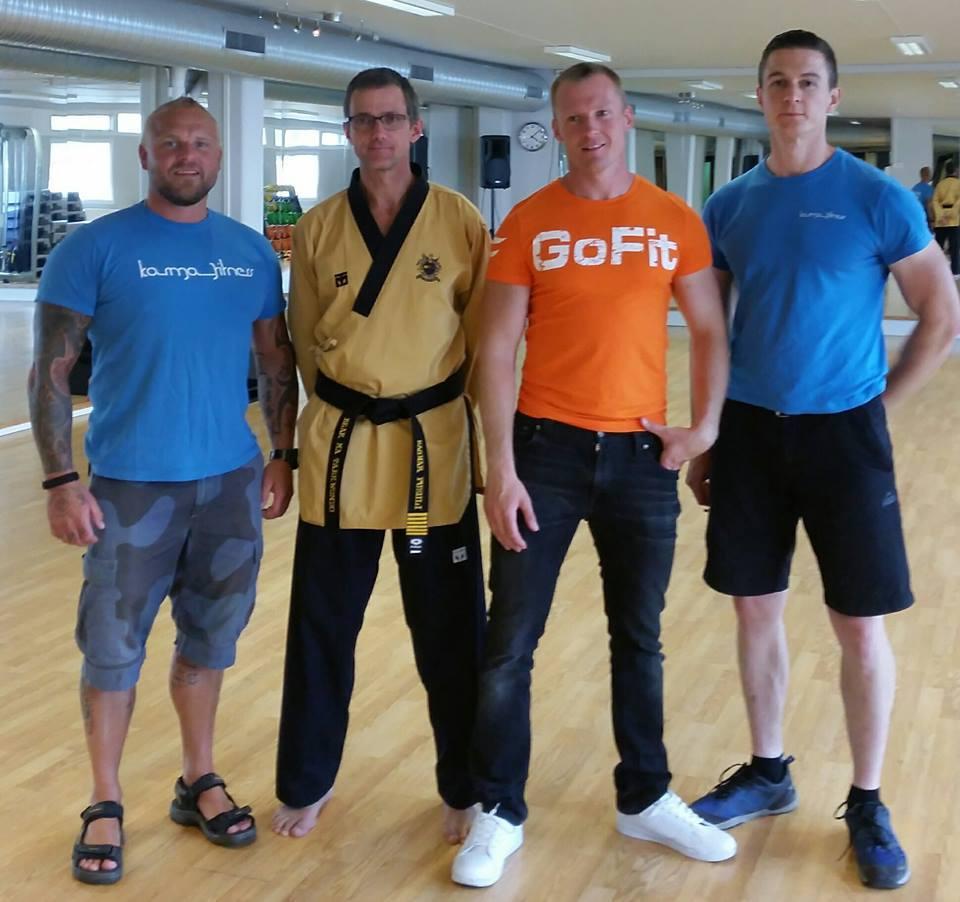Samarbeid med Karma Fitness